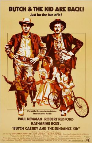 butch_cassidy_and_the_sundance_kid - poster