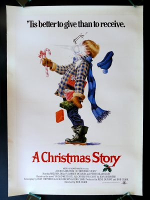 christmas story poster - better to give