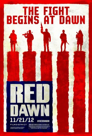 red-dawn 2012 poster