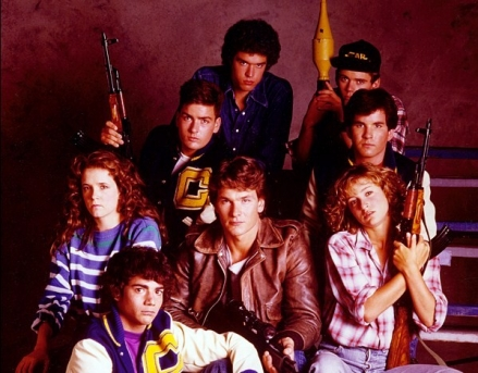 red dawn 84 group