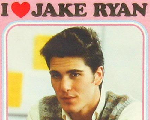 16 candles - i heart jake ryan