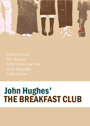 breakfast club poster - roxana gark