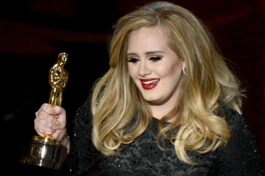 oscars - Adele