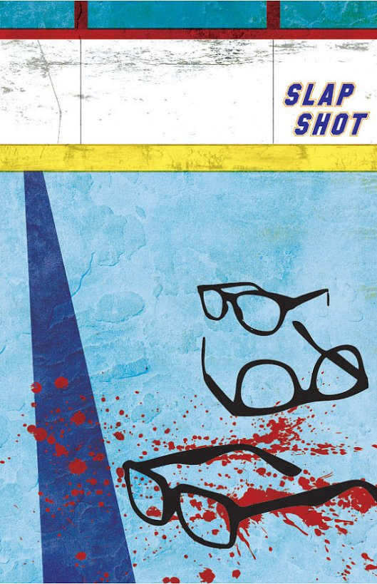 Slap shot - alt poster