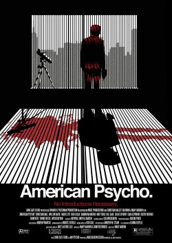 american psycho poster 1