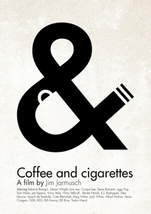 coffee and cigarettes - poster 2