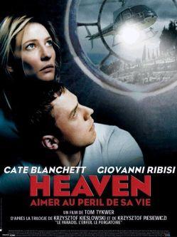 heaven - poster