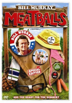Meatballs DVD special edition Bill Murray
