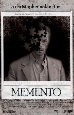 memento - poster