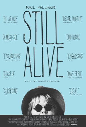 PaulWilliams_StillAlive_Poster