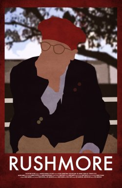 Rushmore poster 2