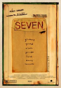 se7en poster 1
