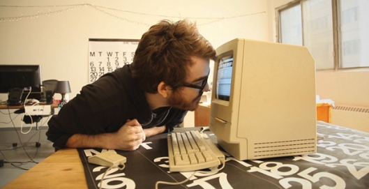 Phil Fish, co-creator of Fez.