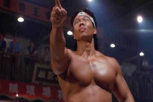 Chong Li to Dux: You are next!