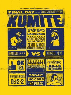 bloodsport - kumite