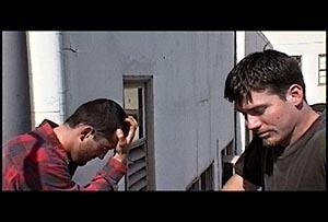 Directors Tony Montana (left) and Mark Bryan Smith (right)