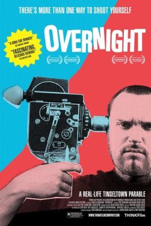 overnight - poster