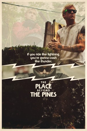 place beyond the pines - poster