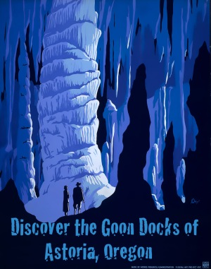 goonies - goondocks