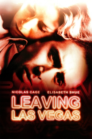 leaving las vegas - poster