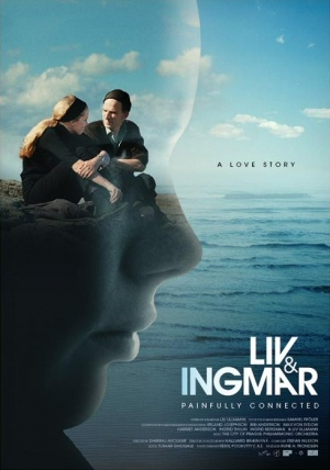liv and ingmar poster