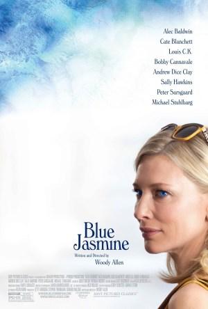 blue jasmine - poster