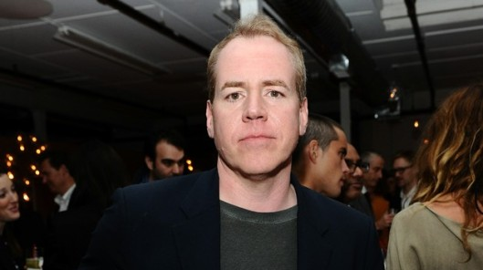 Bret Easton Ellis - once the enfant terrible of the publishing world.
