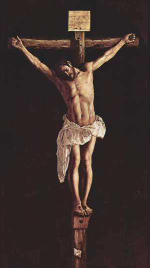 by Francisco de Zurbaran