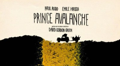 prince avalanche - poster