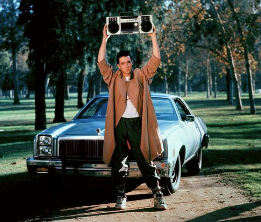 say anything - boombox