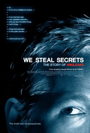 we steal secrets - poster
