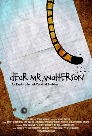 dear mr watterson poster