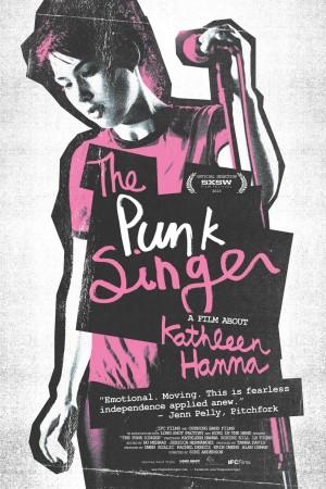 punk singer - poster