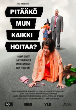 oscar shorts - do i have to take care of everything poster