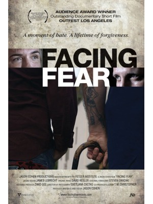oscar shorts - facing fear poster