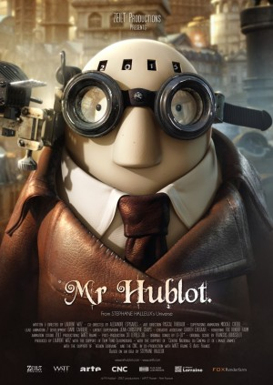 oscar shorts - mr. hublot poster