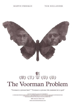 oscar shorts - voorman problem poster
