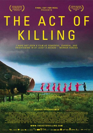 oscars - act of killing