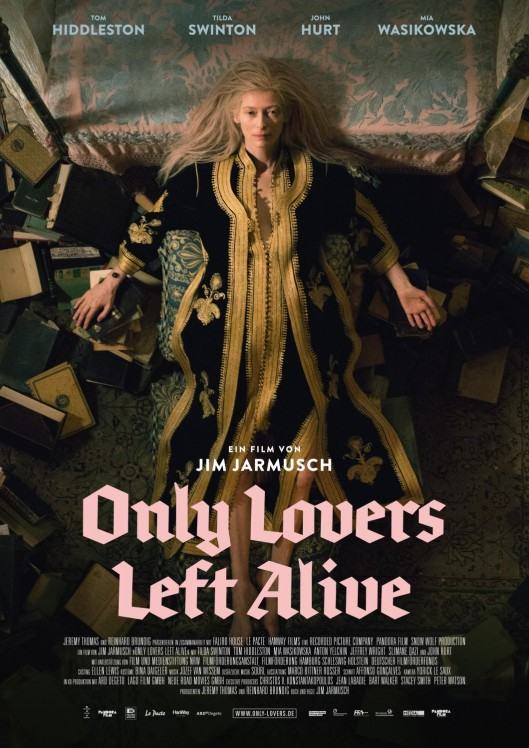 only lovers - poster