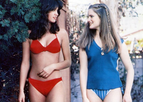 Linda and Stacy - maneaters of Ridgemont High.
