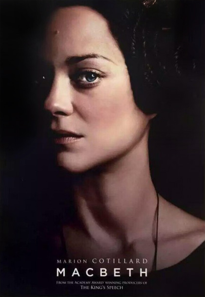 macbeth - cotillard