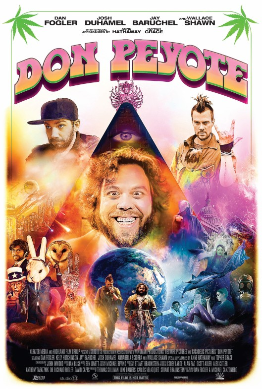 don peyote - poster