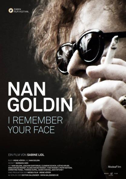 nan goldin - poster