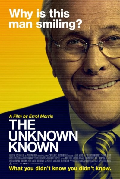 unknown known - poster