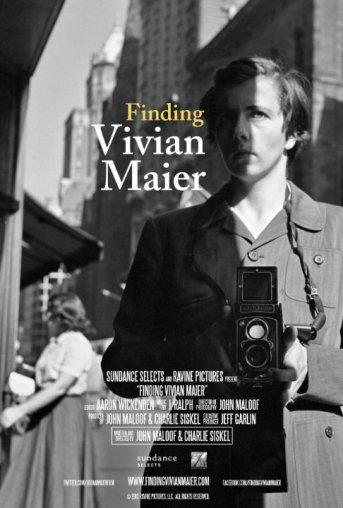 Finding Vivian Maier poster 2